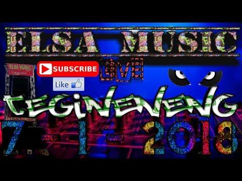 ELSA MUSIC VERSI ALONE MARSMALLOW (LIVE TEGINENENG II 3)