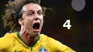 افضل 10 اهداف فى كأس العالم 2014 بصوت معلقين عرب