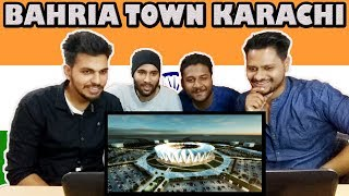 Indian Guys Reacting First Time On Bahria Town Karachi Latest Documentary 2017