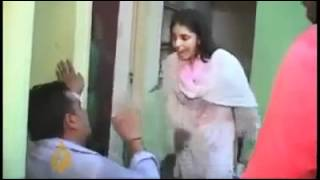 Girl Caught on Date   Indian Babe