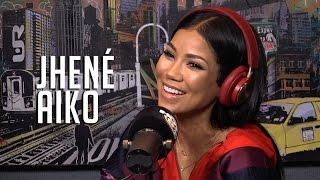 Jhené Aiko talks