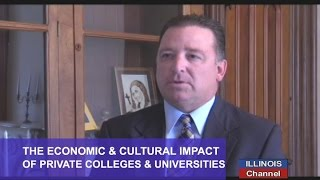 The Economic & Cultural Impact Of Independent Colleges & Universities