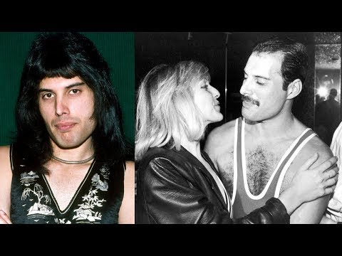 After Freddie Mercury Passed Aw y He Left A Chunk Of His Fortune To The Woman He'd Called His Wife