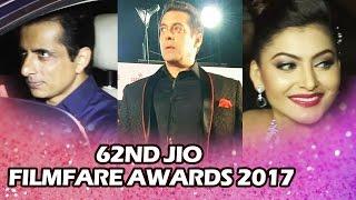 Jio Filmfare Awards 2017 - Red Carpet | Bollywood Celes At Jio Filmfare