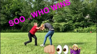 STORY TIME: MOST RECENT FIGHT ????????????