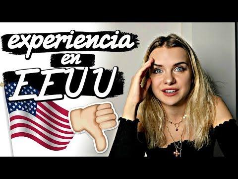 MI HORRIBLE EXPERIENCIA EN EEUU (como estudiante) | Marina Yers