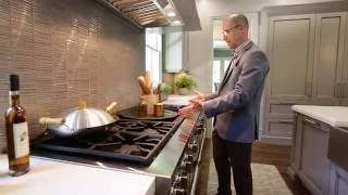 Thermador Kitchen of the Year 2016, Atlanta Showhouse with House Beautiful