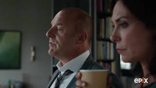 Berlin Station 2: Ep 207 Valerie and Joseph Discuss Election I EPIX