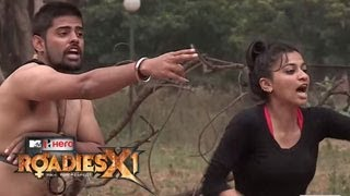 MTV Roadies X1 Ride for Respect BIGGEST MONEY TASK 3rd May 2014 FULL EPISODE 9 HD