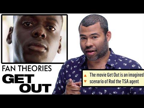 Jordan Peele Breaks Down Get Out Fan Theories from Reddit Vanity Fair
