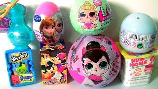 Bonecas LOL Surpresa ToysBR LOL Lil Sisters Surprise Dolls Pees and Spits Shimmer and Shine toysbr