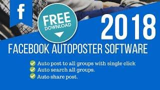 FACEBOOK MARKETING SOFTWARE- FREE DOWNLOAD