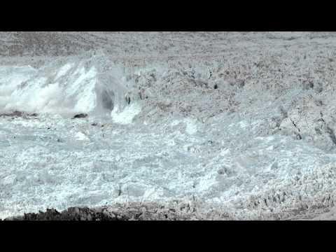 CHASING ICE captures largest glacier calving ever filmed OFFICIAL VIDEO