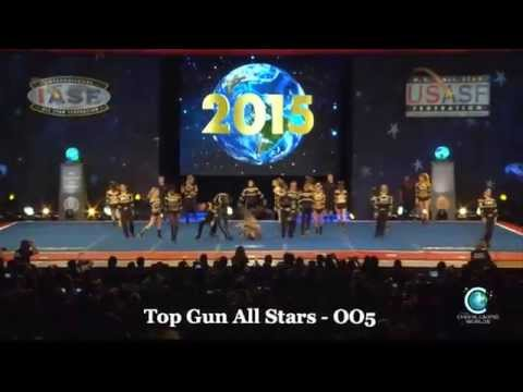 Top Gun 005 Worlds 2015 - Day 1