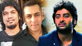 Salman Khan Praises Papon For Bulleya Song, Teases Arijit Singh