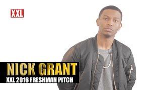 XXL Freshman 2016- Nick Grant Pitch