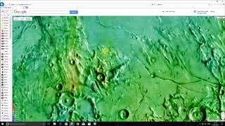 Google moon - some images on the moon  removed -why