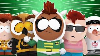 Gmod D-Run Funny Moments - South Park!