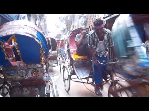 Un paseo por Dacca 5 Barrio indio Bangladesh A walk through Dhaka 5 Indian neighborhood