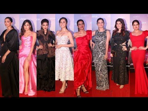 Xxx Mp4 Bollywood Actress At Nykaa Femina Beauty Awards 2019 3gp Sex