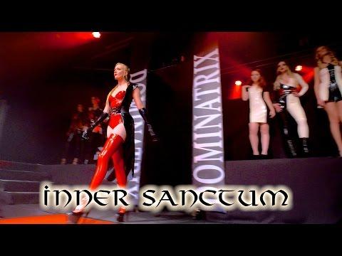 Latex Fashion Show: - Inner Sanctum - at DOMINATRIX, November 2015