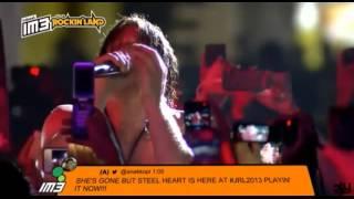 SteelHeart-She's Gone Live At Java Rockin' Land 2013