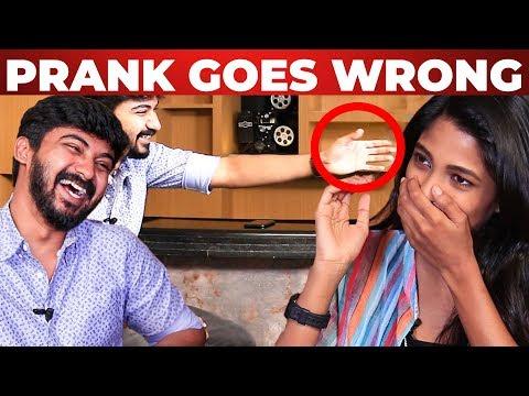Xxx Mp4 PRANK CALL Goes Wrong With Keerthi Pandian Darshan Thumbaa 90 39 S Kids VS 2k Kids 3gp Sex