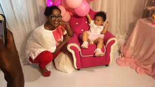 Mcbrown, Gifty Anti, Lydia Forson, more stars @ Kafui Danku's daughter's first birthday party