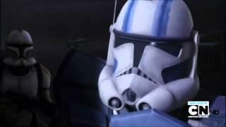 Star Wars the Clone Wars: Echo's death