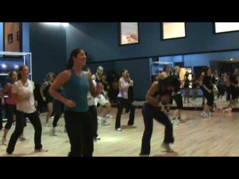 La Faldita con CoCo Band .Choreography by Maria Josee Romero.