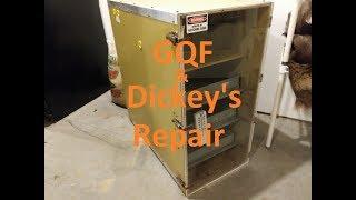 Repairing 2 Incubators
