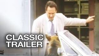 K-9 Official Trailer #1 - James Belushi Movie (1989) HD