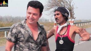 Hyderabadi Pheku Movie Scenes | Mast Ali Comedy With Bus Driver | Sri Balaji Video