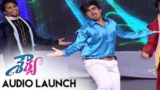 Tuppara Tuppara Song Performance At Shourya Audio Launch  || Manchu Manoj, Regina Cassandra ||