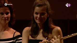 Janine Jansen toegezongen tijdens afscheid Internationaal Kamermuziek Festival