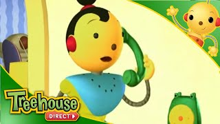 Rolie Polie Olie: Where Did Olie Go/Gone Dog/A Chip Off the Young Orb - Ep.20