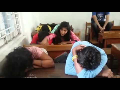 Funny Indian college prank