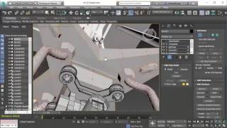 Troubleshooting Smoothing Issues in 3ds Max