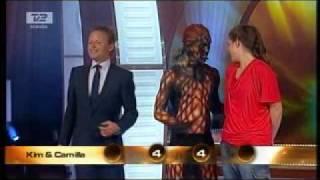 Scenen Er Din, Semi Finale - Kim & Camilla