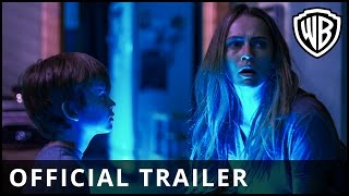 Lights Out - Official Trailer 2 - Official Warner Bros. UK