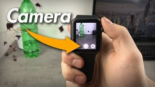 Camera on Apple Watch - How to Use Apple Watch Camera