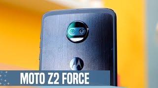 Moto Z2 Force review, el poder de los MOTO MODS