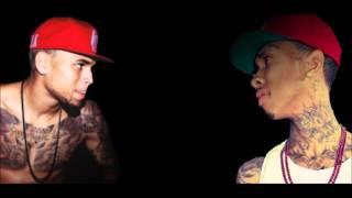 Snapbacks Back - Tyga Feat. Chris Brown // Lyrics [HD]