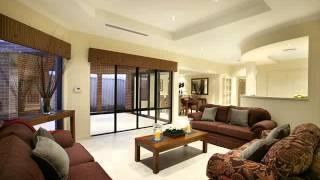 desain ruang tamu yang sempit Desain Interior Ruang Tamu Minimalis Dian Nitami