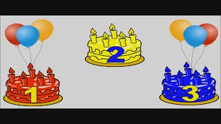 Teach Baby Colors Counting Educational - Learn Colors and Numbers for Kids - How to Count to Ten