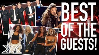 The BEST X Factor Guest Performances | One Direction, Selena Gomez & MORE! | X Factor Global
