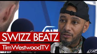 Swizz Beatz on Poison, Carter V, Jay-Z & Nas record, Ruff Ryders, Young Thug, family - Westwood