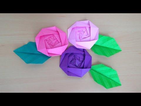 クリスマス 折り紙 折り紙バラの葉折り方 : mp3hits.us