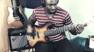 Michelle Williams SAY YES - Bass Cover by Felix Jackson