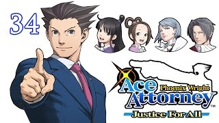 Phoenix Wright AA : Justice For All - Episode 34 : Adieu ma Volte-face (7/8) [FR,DS]